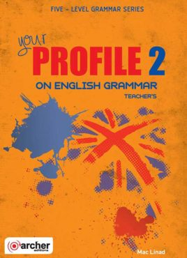 YOUR PROFILE 2 (Teacher's)