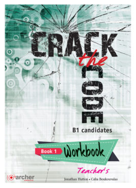 CRACK THE CODE 1 WORKBOOK (TEACHER'S)