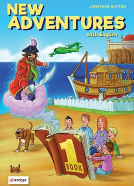 NEW ADVENTURES WITH ENGLISH 1 COURSEBOOK (ΤEACHER'S)