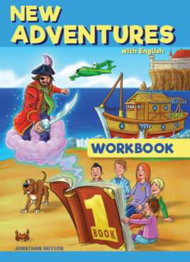 NEW ADVENTURES WITH ENGLISH 1 WORKBOOK
