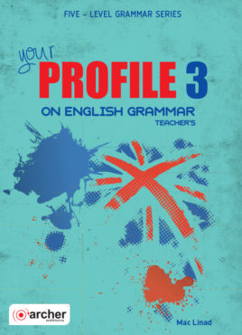 YOUR PROFILE 3 (TEACHER'S)